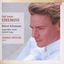 Paul Armin Edelmann - Robert Schumann (ausgewählte Lieder), CD