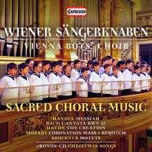 Wiener Sängerknaben - Sacred Choral Music, 7 CDs