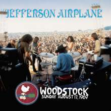 Jefferson Airplane: Woodstock Sunday August 17, 1969 (Limited Edition) (Purple Vinyl), 3 LPs