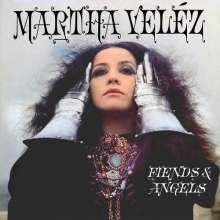 Martha Velez: Fiends & Angels (Limited Edition) (Purple Vinyl), LP