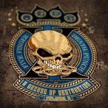 Five Finger Death Punch: A Decade Of Destruction Volume 2, CD