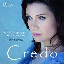 Marina Rebeka - Credo, CD