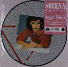"Sheena Easton: Sugar Walls (Picture Disc), Single 12"""