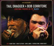 Tail Tail Dragger & Bob Corritore: Longtime Friends In The Blues, CD