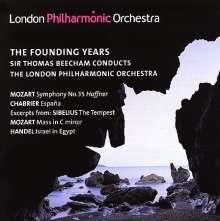 London Philharmonic Orchestra, CD