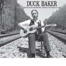Duck Baker: Les Blues Du Richmond: Demos & And Outtakes 73-79, LP