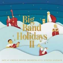 Jazz At Lincoln Center Orchestra: Big Band Holidays II, CD