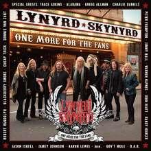 Lynyrd Skynyrd: One More For The Fans, 2 CDs und 1 DVD