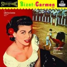 Georges Bizet (1838-1875): Carmen-Suiten Nr.1 & 2 (180g), 2 LPs