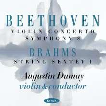 Ludwig van Beethoven (1770-1827): Symphonie Nr.8, 2 CDs