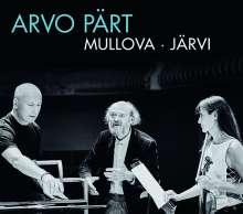 Arvo Pärt (geb. 1935): Tabula rasa, CD