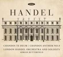 Georg Friedrich Händel (1685-1759): Chandos Te Deum HWV 281, CD
