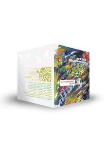 Die Silvesterkonzerte der Berliner Philharmoniker, 20 DVDs