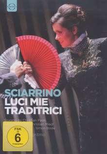 Salvatore Sciarrino (geb. 1947): Luci mie traditrici (Oper in 2 Akten), DVD
