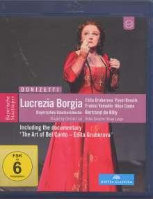 Gaetano Donizetti (1797-1848): Lucrezia Borgia, Blu-ray Disc