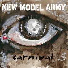 New Model Army: Carnival, CD