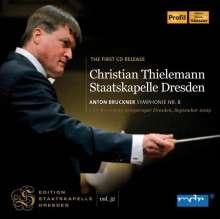 Anton Bruckner (1824-1896): Symphonie Nr.8, 2 Super Audio CDs