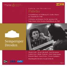 Ludwig van Beethoven (1770-1827): Fidelio op.72, 1 CD und 1 DVD