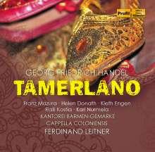 Georg Friedrich Händel (1685-1759): Tamerlano, 2 CDs