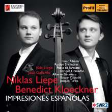 Impresiones Espanolas, CD