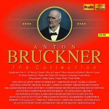 Anton Bruckner (1824-1896): Anton Bruckner - The Collection (Neuausgabe 2017), 23 CDs