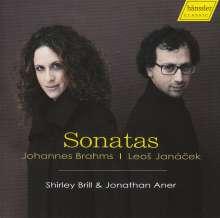 Shirley Brill & Jonathan Aner - Sonatas, CD