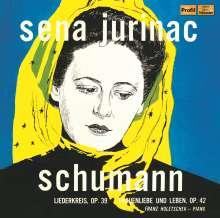 Robert Schumann (1810-1856): Liederkreis op.39 nach Eichendorff, CD