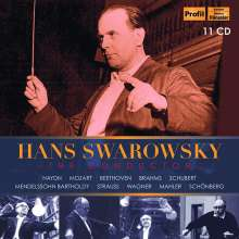 Hans Swarowsky - The Conductor, 11 CDs