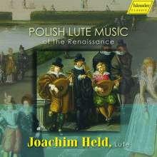 Joachim Held - Polnische Lautenmusik der Renaissance, CD