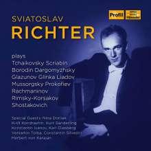 Svjatoslav Richter - Russian Composers, 13 CDs