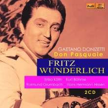 Gaetano Donizetti (1797-1848): Don Pasquale (in deutscher Sprache), 2 CDs