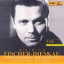 Dietrich Fischer-Dieskau - Frühe Aufnahmen,eine Anthologie, 7 CDs