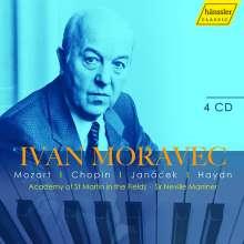 Ivan Moravec Edition, 4 CDs