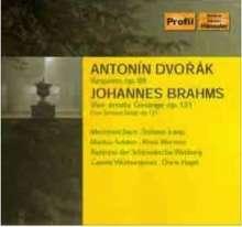 Antonin Dvorak (1841-1904): Requiem op.89, 2 CDs