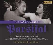 Richard Wagner (1813-1883): Parsifal, 4 CDs