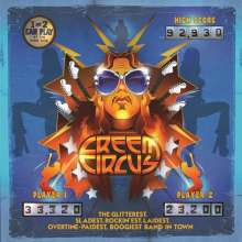 Creem Circus: The Glitterest, Sladest, Rockin'est, Laidest, Overtime-Paidest, Boogiest Band In Town (Blue Vinyl), LP