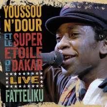 Youssou N'Dour: Fatteliku: Live 1987, CD