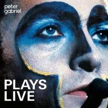 Peter Gabriel: Plays Live, 2 CDs