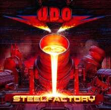 U.D.O.: Steelfactory, CD