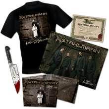 Stahlmann: Kinder der Sehnsucht (Limited-Numbered-Boxset) (+ T-Shirt Gr. M), 1 CD, 1 T-Shirt und 1 Merchandise