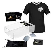 Thundermother: Heat Wave (Limited Boxset + T-Shirt Gr. XL), 1 CD, 1 T-Shirt und 1 Merchandise