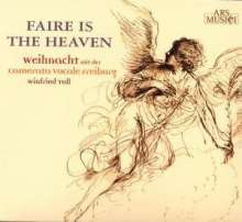 Camerata Vocale Freiburg - Faire is the Heaven, CD