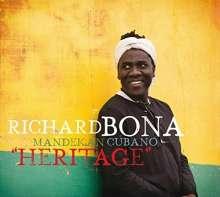 Richard Bona (geb. 1967): Heritage, CD