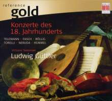 Ludwig Güttler - Konzerte des 18.Jahrhunderts, CD