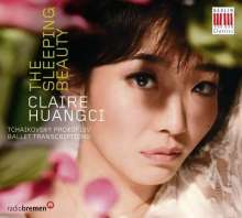 Claire Huangci - The Sleeping Beauty, CD