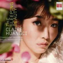 Claire Huangci - The Sleeping Beauty (180g) (45 RPM), 2 LPs