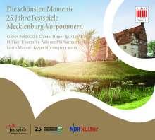 Die schönsten Momente - 25 Jahre Festspiele Mecklenburg-Vorpommern, 2 CDs