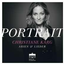 Christiane Karg - Portrait, CD