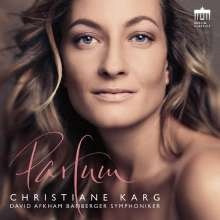 Christiane Karg - Parfum, CD