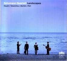 Schumann Quartett - Landscapes, CD